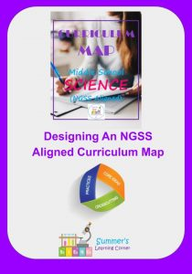 Designing An NGSS Aligned Curriculum Map