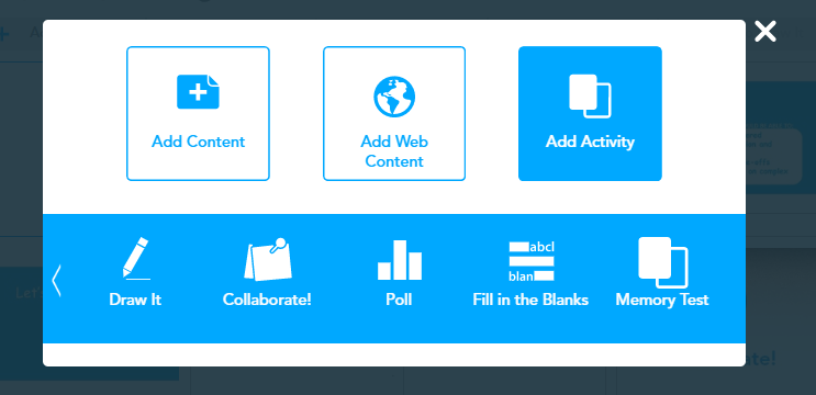 Nearpod Activity Interaction Tools