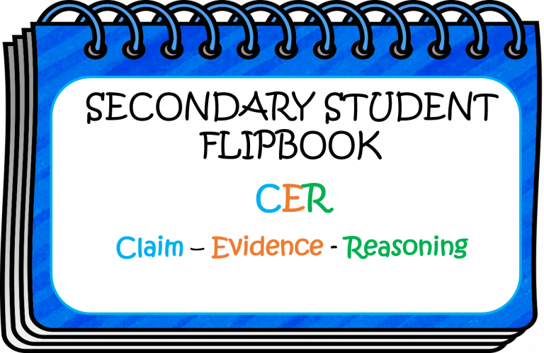 Secondary Science CER