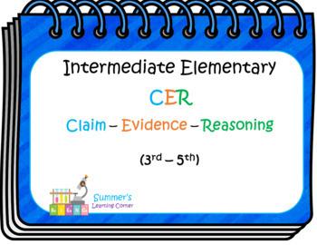 Intermediate Elementary CER Framework